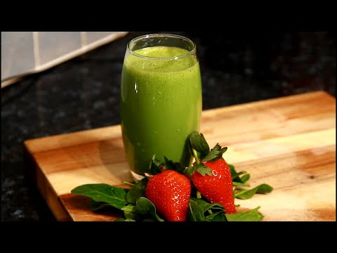 Weight Loss Tuesday | One Healthy Smoothies Recipe | Chef Ricardo #WeightLoss #Tuesday