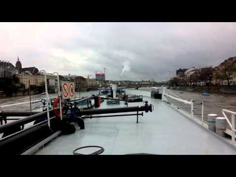 Toermalijn Afvarig Mittlere Rheinbrucke Basel