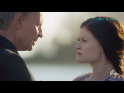 """Once Upon A Time 6x04  Rumple and Belle  Confrontation """"Strange Case"""" Season 6 Episode 4 HD"""