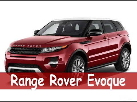 Range Rover Evoque Review Test Drive Features Price In India