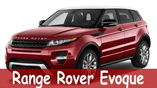 Range Rover Evoque Review Test drive; Features; Price in India | Smart Drive 27 Mar 2016