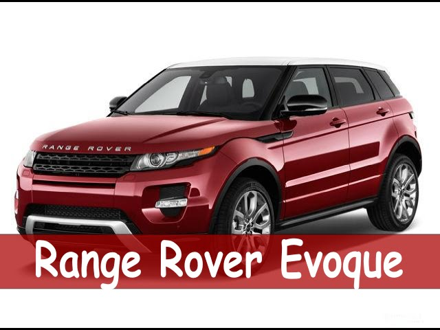 Range Rover Evoque Review Test drive; Features; Price in India   Smart Drive 27 Mar 2016