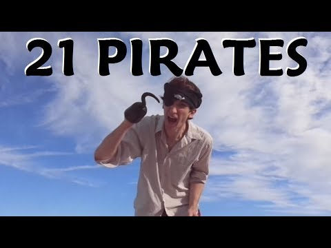 "Download 21 Pirates - ""Stressed Out"" (Pirate Parody)"