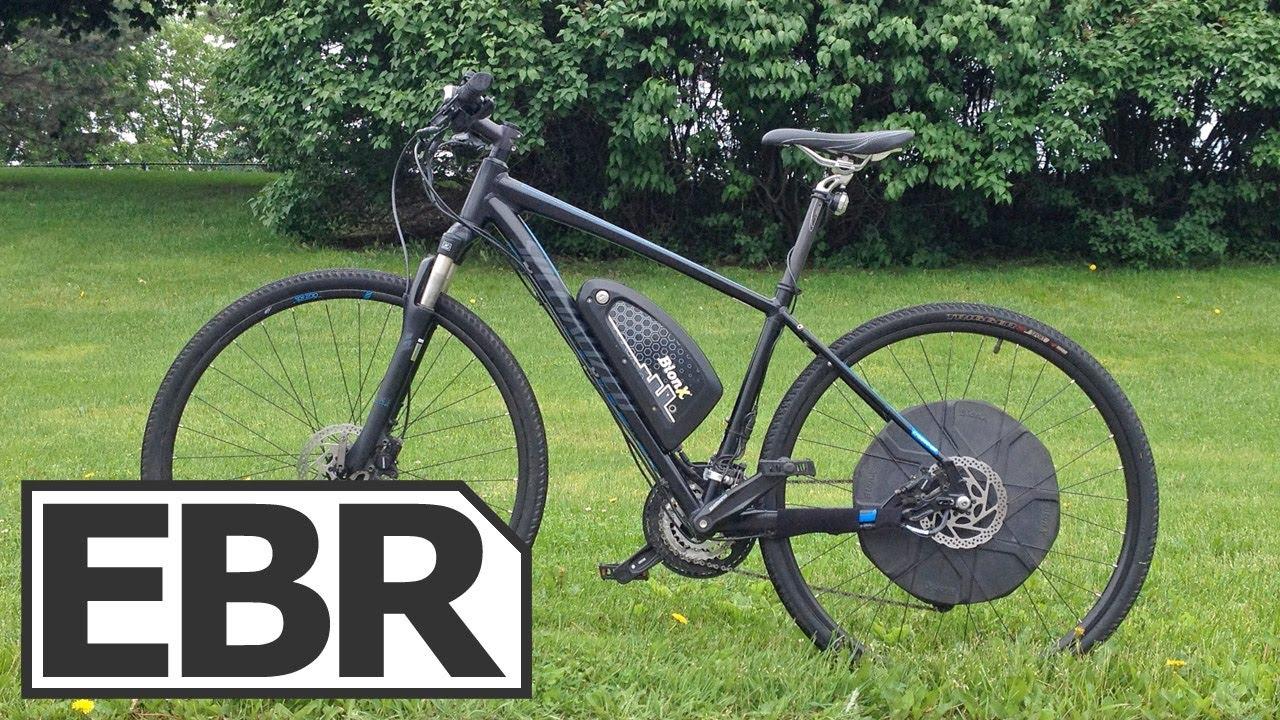 Bionx D 500 Video Review High Torque Electric Bike Kit