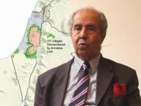Salman Abu Sitta: The Geography of Occupation