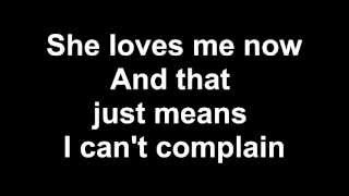 Beres Hammond - she loves me now (Lyrics)