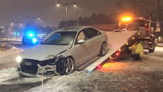 How My Audi S4 was Totaled...