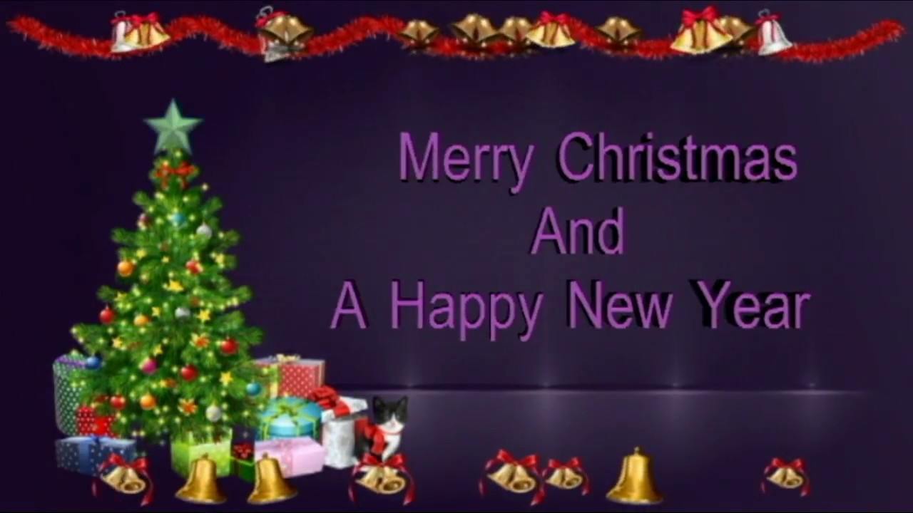 Merry christmashappy new yearwishesgreetingssmsquotessayings merry christmashappy new yearwishesgreetings smsquotessayingsprayersblessingse card youtube m4hsunfo