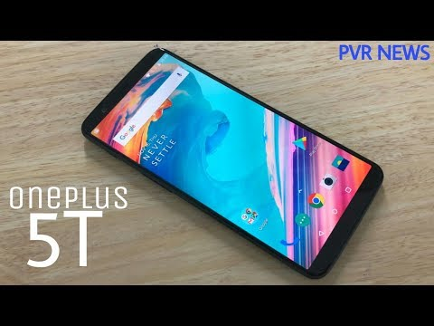OnePlus 5T Launch In India 🔥 | PVR NEWS