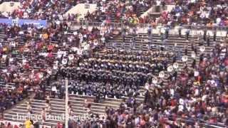 Jackson State Marching Band Work Hard Play Hard