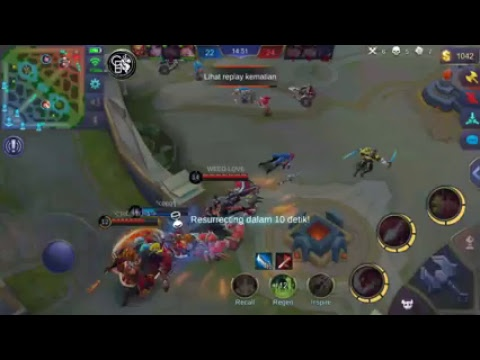 Mobile Legends Yss Game Play