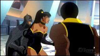 Justice League: Crisis On Two Earths 2010 Trailer
