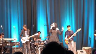 CASCADE - Love Song at Sounds of Indonesia 2015