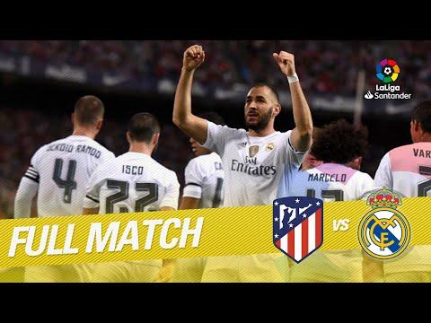 Download Full Match Atlético de Madrid vs Real Madrid LaLiga 2015/2016