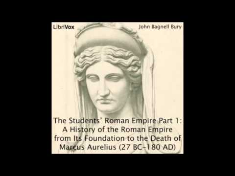 History Of The Roman Empire Audiobook - Part 1