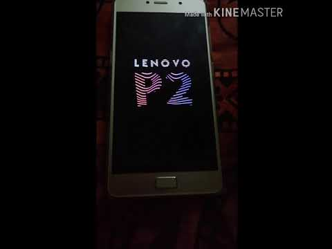 Lenovo P2 Resurrection Remix