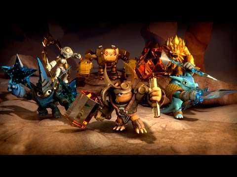 Skylanders: Trap Team - Part 1