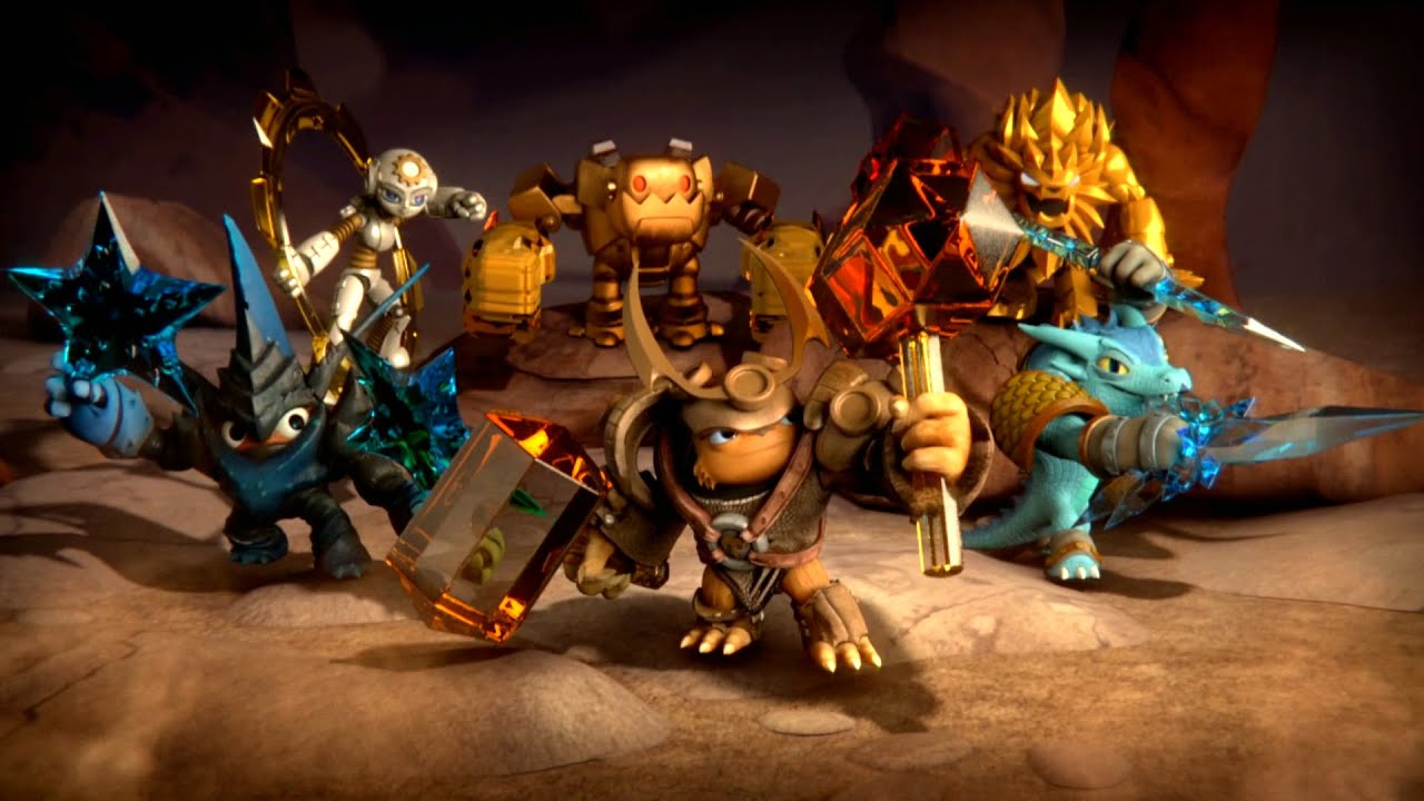 Skylanders Trap Team | www.pixshark.com - Images Galleries ...