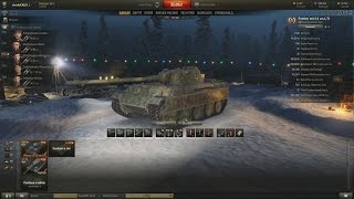 World of Tanks CZ (128.díl) - Panther mit 8.8 cm L/71 - preview