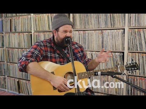 Donovan Woods on CKUA Live