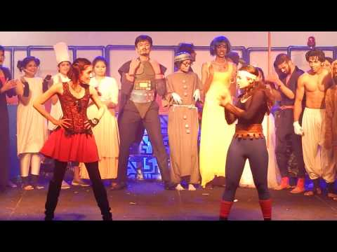 THE SHOW |  THE LITTLE THEATRE PANTOMIME 2016 | STAR WARS THEMED