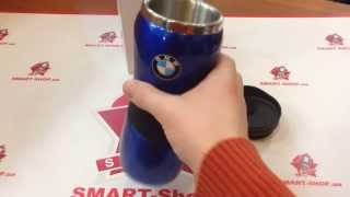 Термокружка BMW Travel Mug Blue (80900439611)(Купить Термокружка BMW Travel Mug Blue можно ЗДЕСЬ http://www.smart-shop.ua/termokruzhka-bmw-travel-mug-blue.html., 2014-03-11T13:15:56.000Z)