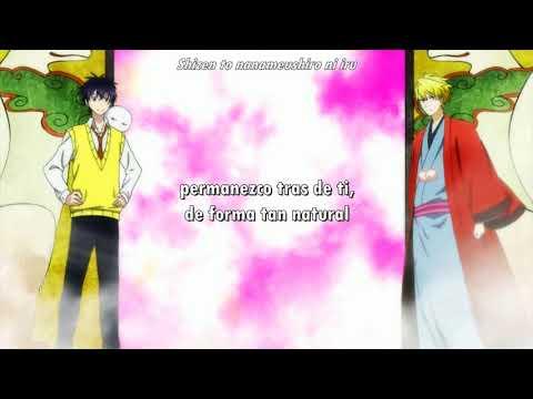 Fukigen Na Mononokean Opening Full | The Super Ball - Tomodachi Meter | Sub Español - Lyrics