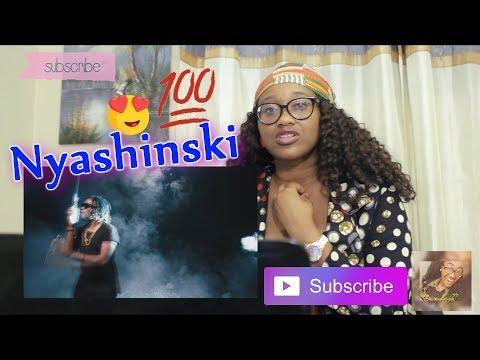 Nyashinski- AMINIA (Reaction) by #IamSabyna