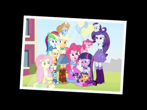 Equestria Girls: This Strange World And Helping Twilight Win The Crown Slideshow