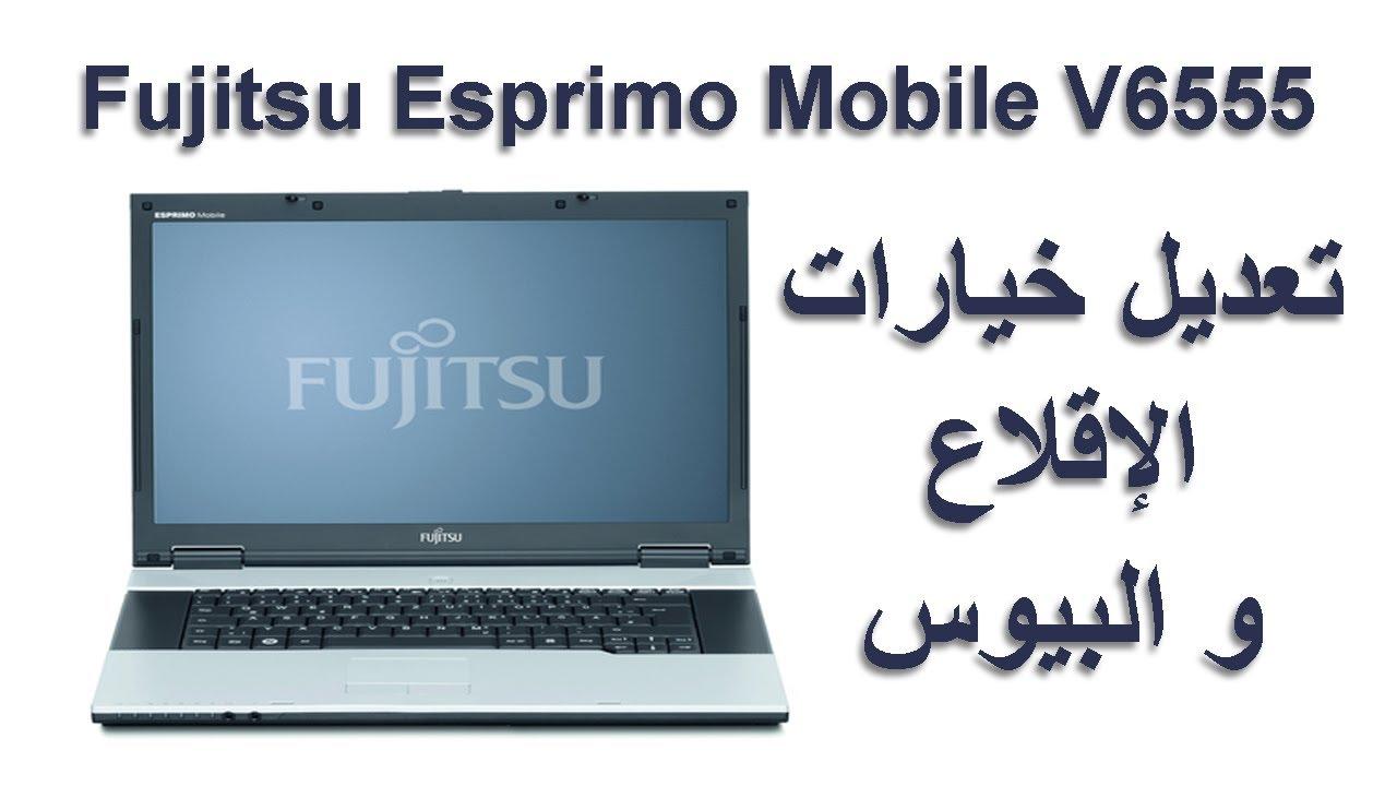 FUJITSU ESPRIMO V6555 TREIBER WINDOWS 7
