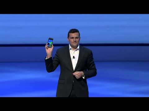 The New Samsung ATIV S Windows Phone