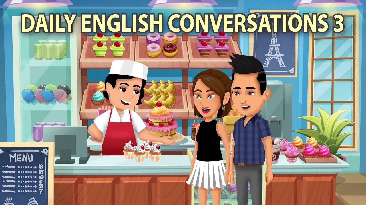 Daily English Conversations 3