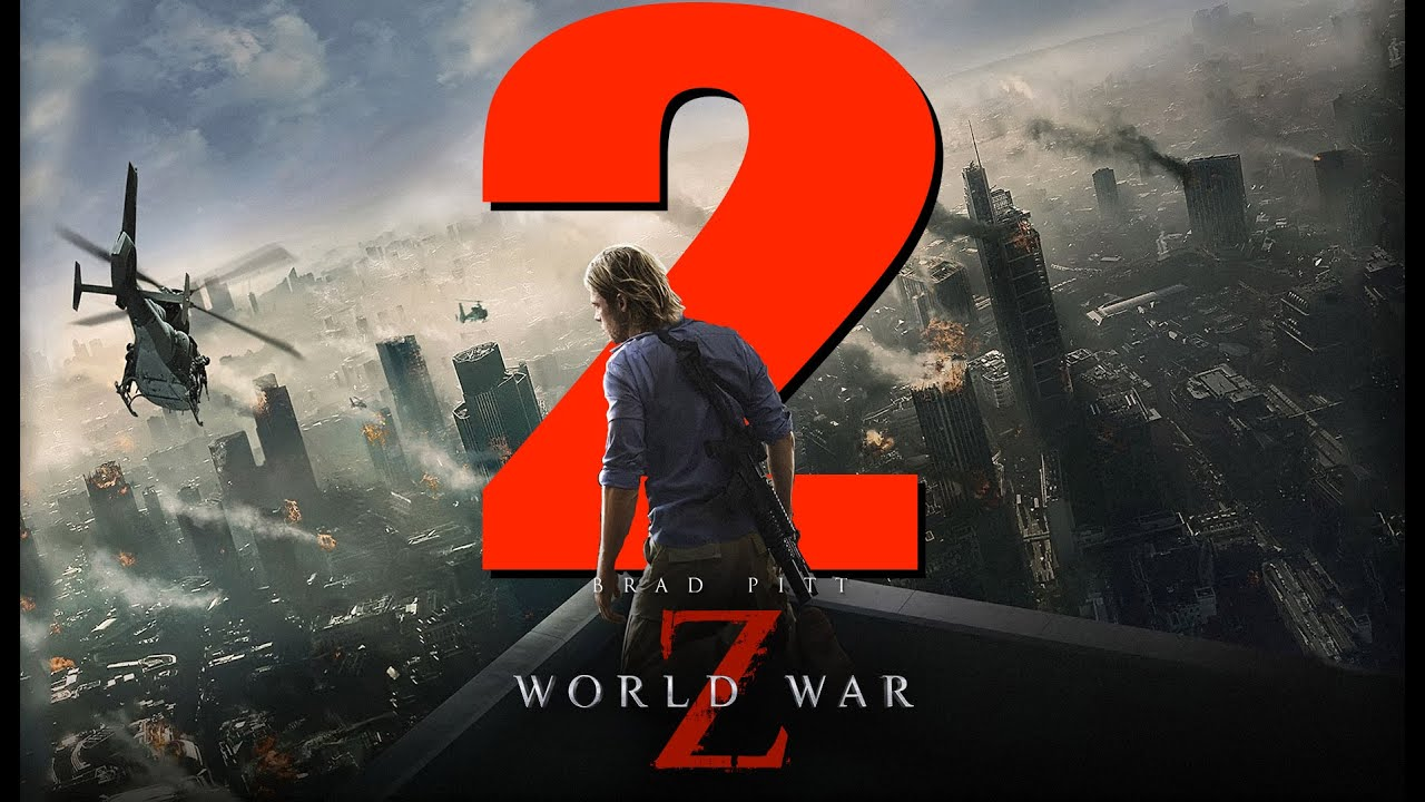 World War Z 2 Movie Poster