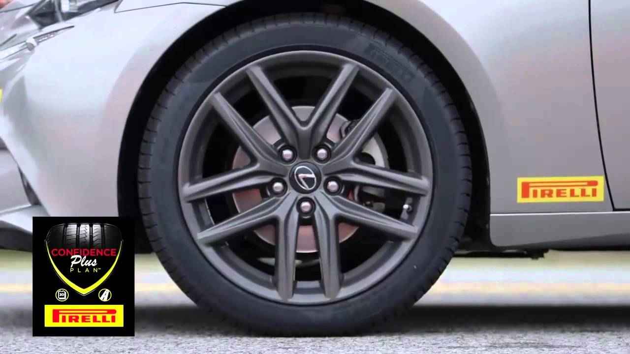 Pirelli P Zero >> Pirelli P Zero All Season Plus Tires: Features and Benefits - YouTube