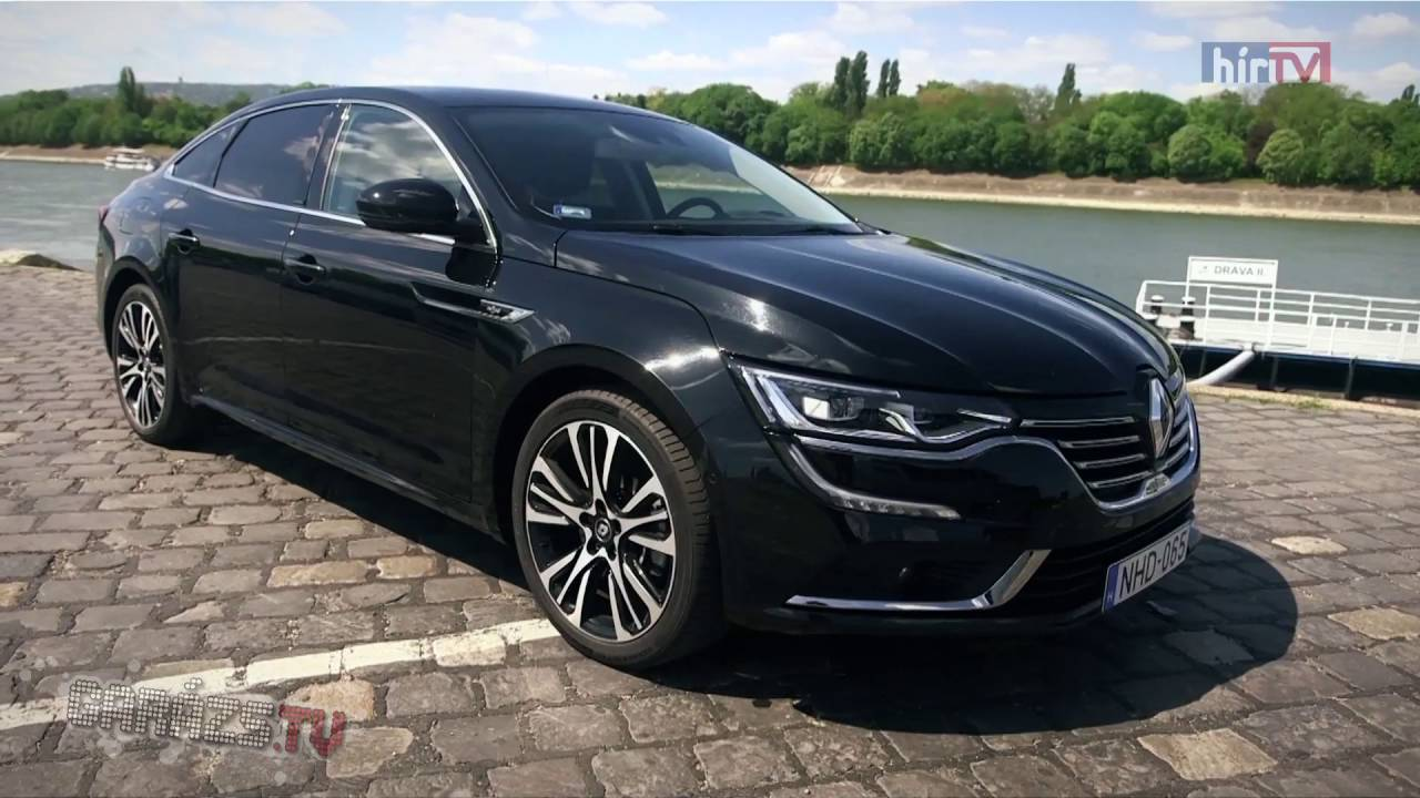 renault talisman 2016 youtube. Black Bedroom Furniture Sets. Home Design Ideas
