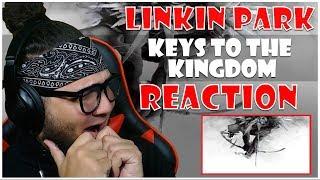 🎤 Hip-Hop Fan Reacts To Linkin Park - Keys To The Kingdom 🎸 | iamsickflowz
