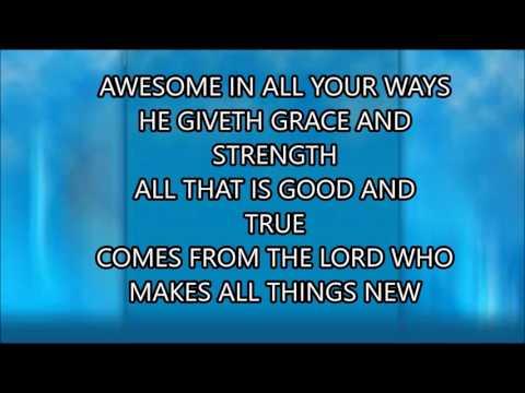 GREAT IS OUR GOD HEZEKIAH WALKER