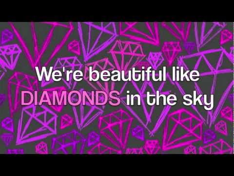 Rihanna - Diamond lyric