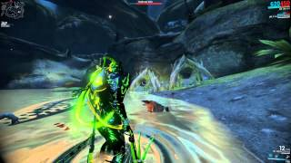 Warframe - Huras Kubrow in action and how to farm Kubrow Mods