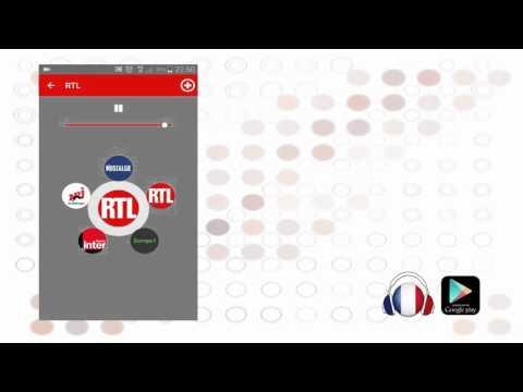 Application radio france