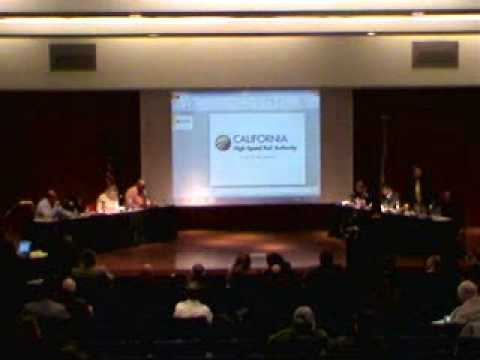 CAHSRA Board Meeting - April 14, 2015