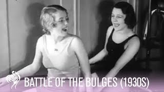 Battle of the Bulges 1930s Style