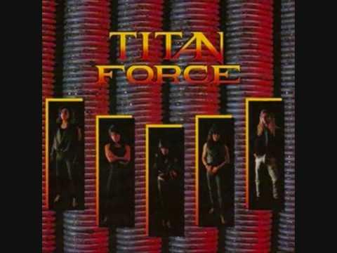 Titan Force - Blaze of Glory