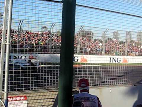 Australian 2009 grand prix