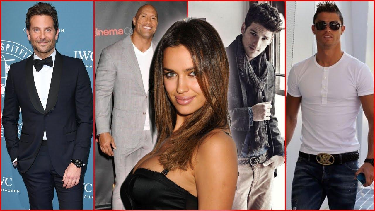 Irina Shayk's dating history: From Bradley Cooper to Kanye West
