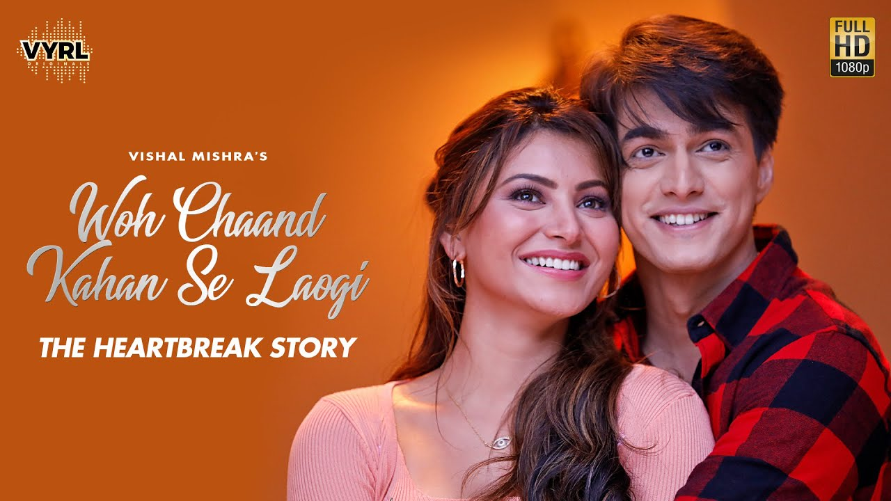 Woh Chaand Kahan Se Laogi (Behind The Scenes) Vishal Mishra | Urvashi Rautela, Mohsin Khan |New Song