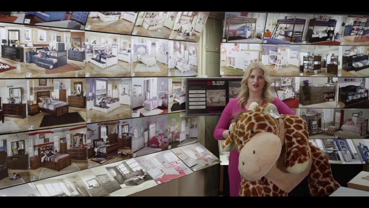 Showroom Technologies Within Danto Furniture