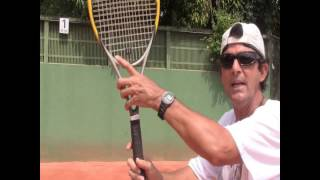 How To Play Tennis - Tennis Tips: How To Hold A Tennis Racket (VERY Useful Grip Tip!)