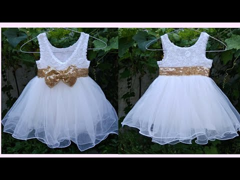 64dc3bdd8 Princess Frock Cutting and Stitching tutorial in hindi - YouTube