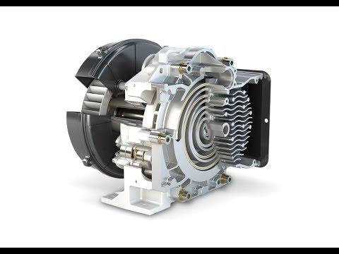 Спиральный компрессор: устройство и принцип работы.